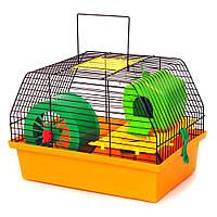 Клетка для грызунов ВИЛЛА ЛЮКС - 1, краска, размер 335*225*227