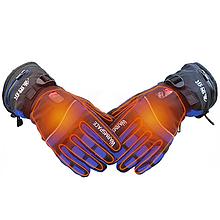 Лижні рукавички з підігрівом пальців і долоні WARMSPACE-P3 4000mAh 7.4 V, 65С, двосторонній обігрів.
