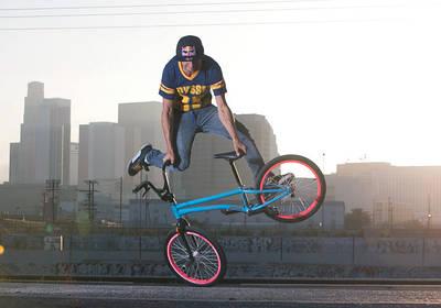 Невероятные трюки на BMX