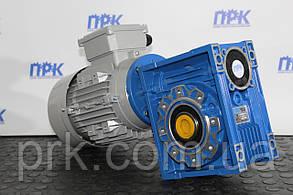 Мотор-редуктор червячный одноступенчатый NMRV 075