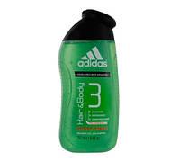 Adidas Active Start гель для душа & шампунь 250 ml