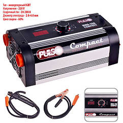 Аппарат сварочный инверторный IGBT PULSO COMPACT/MMA-200 20-200A/60%/2.0-4mm