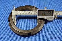Гайка кругла шлицевая М28 DIN 1804