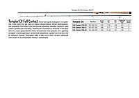 Спиннинг Templar CX Full Contact 285 (10-35)