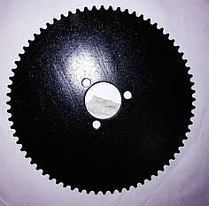 Звездочка привода большая для детского электроквадроцикла 150 мм
