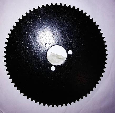 Звездочка Profi привода большая для детского электроквадроцикла 150 мм, фото 2