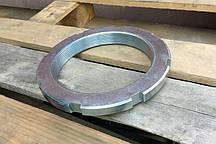 Гайка круглая шлицевая М32 DIN 1804