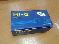 Колодки тормозные передние Ланос, Сенс, Матиз 13 HI-Q SP1086, фото 1