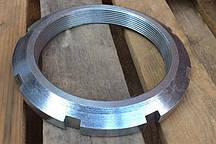 Гайка круглая шлицевая М48 DIN 1804