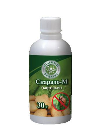 Биоинсектицид Cкарадо-М (овощи и картофель) - 1 л