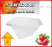 "Агроволокно на метраж 4%, Р-50 г/м²,ширина 1,6, длина отреза 10 м.""Shadow"" (белое), фото 1"