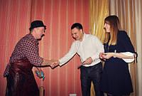 Кузнец на праздник. Монетное Шоу в Днепропетровске