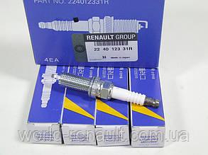 Renault (Original) 224012331R - Свічки запалювання на Рено Лагуна III 2.0 i 16V M4R