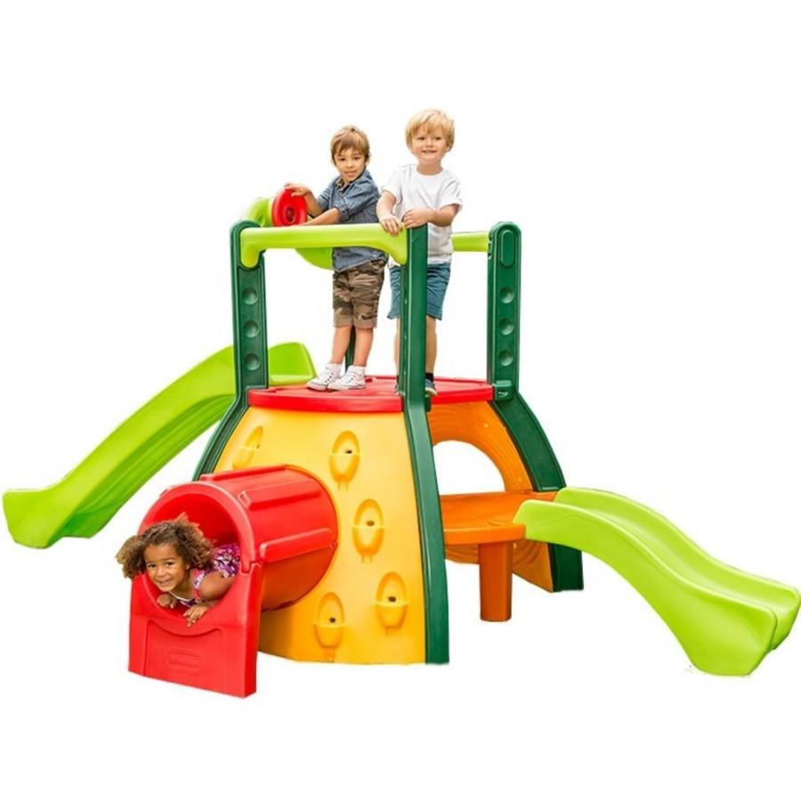 Детский игровой комплекс Супергорка Little Tikes445Z, фото 1