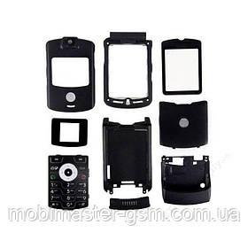 Корпус Motorola V3x черный