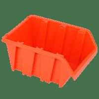 Контейнер вставной малый 160х100х85 мм черный Оранжевый