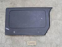 Пластик обшивка грузовой отсек правая карта Опель Комбо Opel Combo