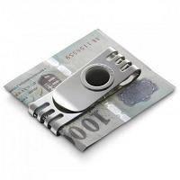 Затискачі для грошей, портмоне, гаманці