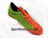 Футбольні стоноги Nike Hypervenom Х (РОЗПРОДАЖ) р. 42,44, фото 2
