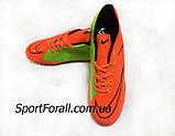 Футбольні стоноги Nike Hypervenom Х (РОЗПРОДАЖ) р. 42,44, фото 4