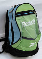 Маленький рюкзак Reebok салатовый