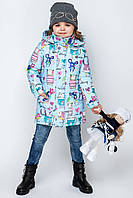 Весенне - осенние куртки для девочек, фото 1