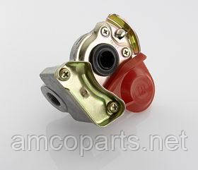 Роз'єм пневматичний металевий