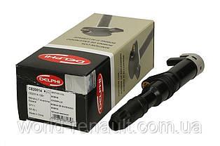 Котушка запалювання на Рено Лагуна III 1.6 i 16V K4M / DELPHI CE20014-12B1