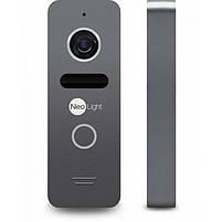 Комплект видеодомофон с вызывной панелью TETTA COMPACT Plus graphite, фото 3