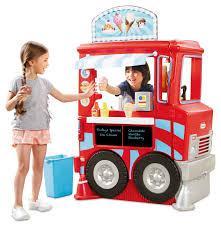 Детская кухня, фургон 2 в 1Food Truck Little Tikes 643644. Кухня для детей