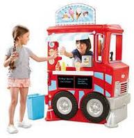 Детская кухня, фургон 2 в 1Food Truck Little Tikes 643644. Кухня для детей, фото 1