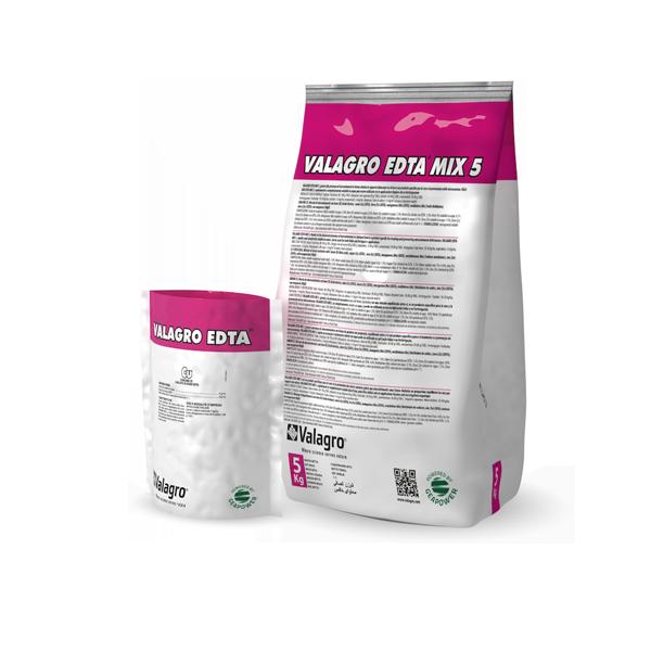 Удобрение EDTA Fe 13% Valagro - 5 кг