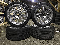 Диски Mercedes S-classe W221 разноширокие 5/112 R19 8.5J ET43 Комплект из Германии