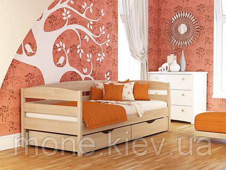 Кровать односпальная  Нота плюс, фото 2