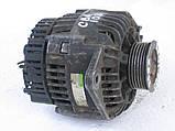 Генератор б/у на CITROEN Evasion 1.8 2.0 год 1994-2002, CITROEN Jumper 2.0 год 1994-2015, фото 2