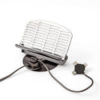 🔝 Магнитный держатель для телефона, Remax Letto Car Holder, подставка для смартфона в автомобиль | 🎁%🚚, фото 1