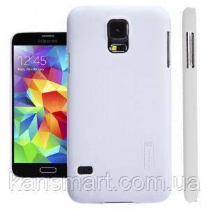 Чехол для Samsung Galaxy S5 G900 Nillkin multi-color белый