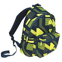 Молодежный рюкзак Milan, Knit yellow, фото 1