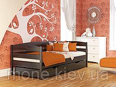 Кровать односпальная  Нота плюс, фото 3