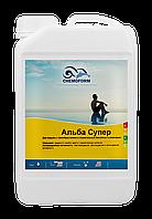 Средство против водорослей в бассейне Альгицид-Super, Chemoform, 5л, фото 1