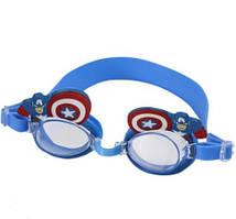 Очки для плавания Капитан Америка, разные варианты