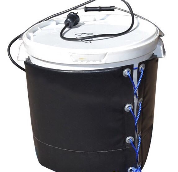 Декристаллизатор мёда для ведра 20 л. Разогрев до + 40°С.