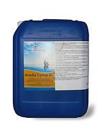 Средство против водорослей в бассейне Альгицид-Super К, Chemoform, 20 л, фото 1