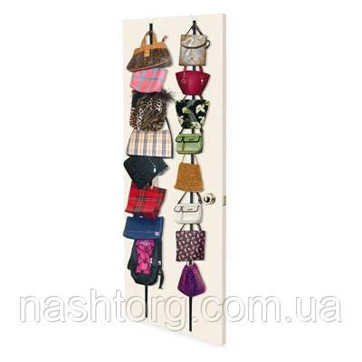 🔝 Держатель органайзер для хранения женских сумок Bag Rack | органайзер для сумки доставка Украина | 🎁%🚚