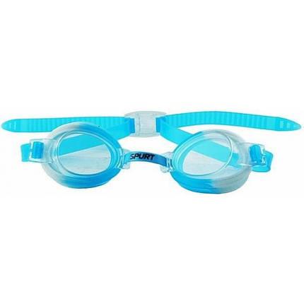 Очки для плавания Spurt 173 AF детские, фото 2