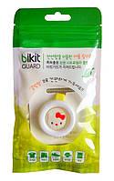 ✅ Защита от комаров для детей, клипса от комаров, Bikit Guard, цвет - желтый (китти), фото 1