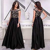 f0926484953 Атласные вечерние платья в Украине. Сравнить цены