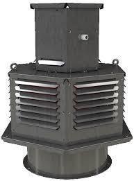 Вентилятор крышный центробежный Тепломаш ВКРЦ(М)-10
