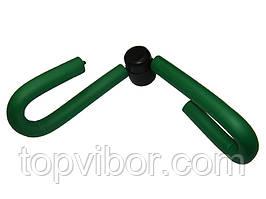 🔝 Тренажер для ног, Thigh Master,(Тай Мастер), эспандер, - зеленый.Вид, спортивные тренажеры | 🎁%🚚