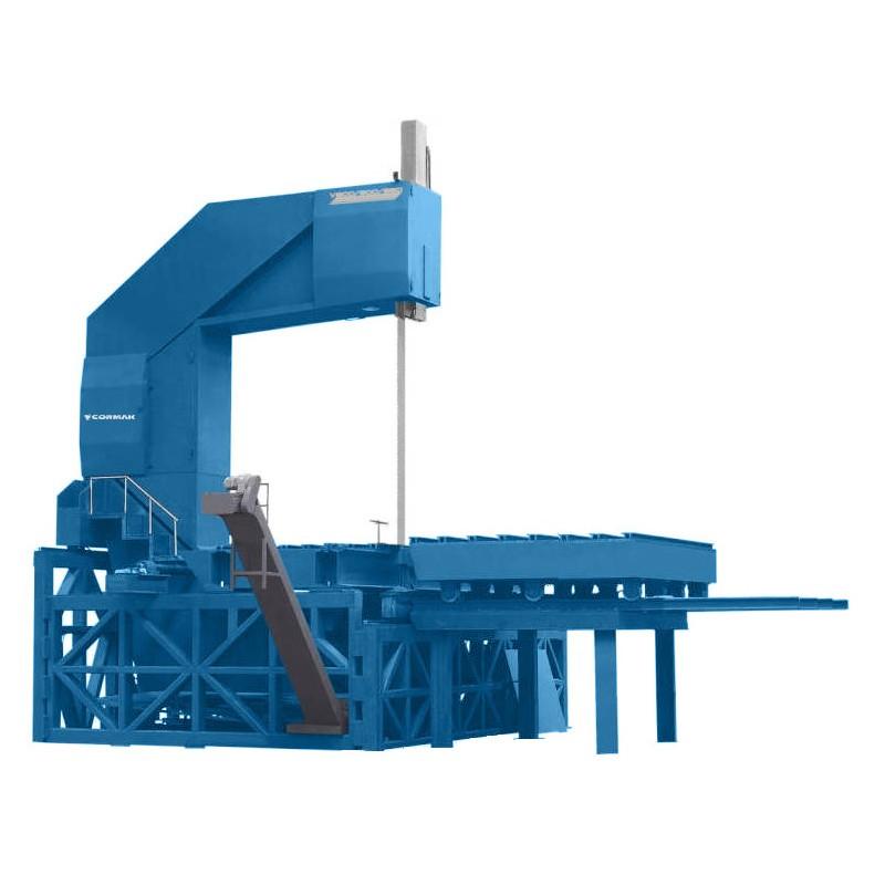 Вертикальный ленточнопильный станок CORMAK V-180/180/180 V-300/300/350